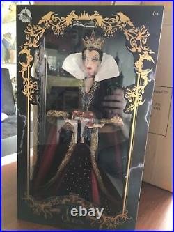 Poupée la Reine de Blanche Neige, collection Art of Snow White Doll Evil Queen
