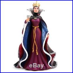 RARE Snow White Evil Queen Couture De Force Disney Showcase Statue Figurine