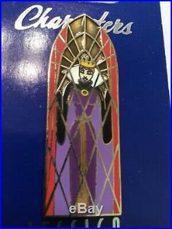 Rare Disney Pin Trading WDI Le 300 Characters Evil Queen Snow White Jessica L2
