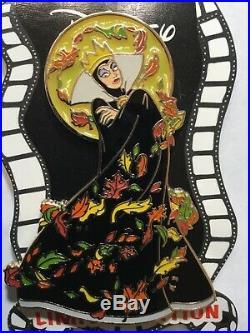Rare Disney Soda Fountain Trading Pin LE 250 Snow White Evil Queen DSF New L2