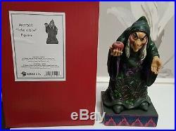 Retired Disney Traditions Take A Bite Snow White Evil Queen Hag 4037508 Figure
