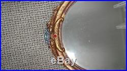 SEE DESCRIPTION Disney Snow White Evil Queen Magic mirror full size 25h, 19w