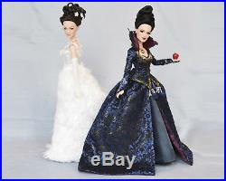 SIGNED D23 EXPO 2015 Disney Once Upon a Time Snow White Evil Queen Le 300 Dolls