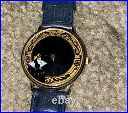 Snow White And The Seven Dwarfs Evil Queen Magic Mirror Watch LTD 092/750 Disney