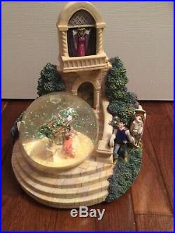 Snow White Evil Queen Snow Globe Hard to find