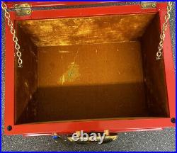 Snow White Jewelry Box Replica Evil Queen Heart Box LE 22/40