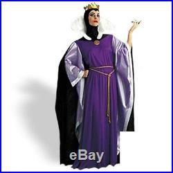 Std Size Women 12-14 Disneys TM Snow White EVIL Queen Costume