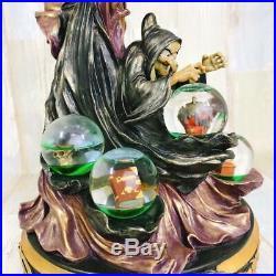 Super Rare Snow White Witch Wife Queen Evil Queen Poison Apple Villains Snow