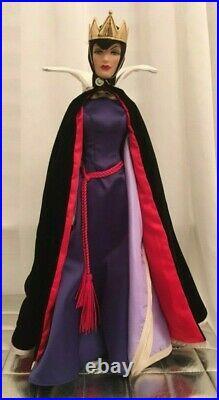 Tonner Disney Snow White Evil Queen Doll 16 No Box (please Read Description)