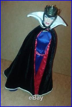 Tonner snow white evil queen doll disney