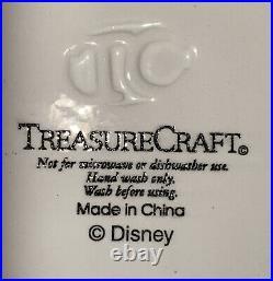TreasureCraft Disney Snow White Evil Queen Cookie Jar