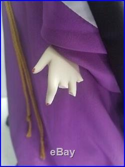 Vintage Dolls By Jerri Mccloud Snow White Evil Queen Rare