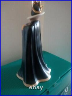 WDCC DISNEY EVIL QUEEN titled Who is the Fairest One of All from Snow White