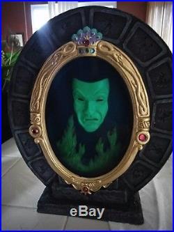 WDCC Snow White Evil Queen Magic Mirror Rare Martine Millan Event Version