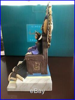 WDCC Villains Collection Snow White Evil Queen