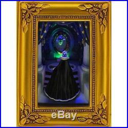 Walt Disney Park Gallery Of Light Box Olszewski Evil Queen At Mirror Snow White